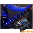 楽天島村楽器鯖-ヒカリモノ 25インチ ネックLED エレキギター用 【サバ】