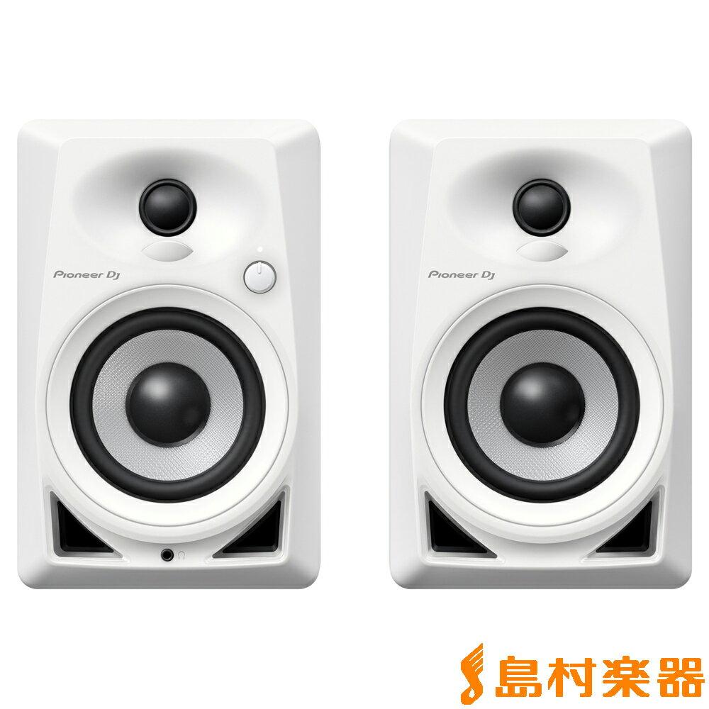 Pioneer DM-40-W ホワイト 4インチ モニタースピーカー 【パイオニア DM40】