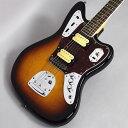 Fender Kurt Cobain Jaguar NOS(3-Color Sunburst) ジャガー(エレキギター) 【フェンダー カート・コバーンモデル】...
