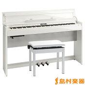 Roland DP603 PWS 白塗鏡面艶出し塗装仕上げ 電子ピアノ 88鍵盤 【ローランド】【配送設置無料・代引き払い不可】【別売り延長保証対応プラン:C】