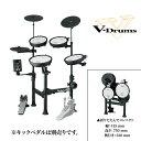 【送料無料】ROLAND V-Drums Portable TD-1KPX-S 電子ドラム セット 【折りたたみ式】 【ローランド TD1KPXS】