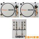 ROLAND TT-99 x2 DJ-99 DJミキサー ターンテーブル 3点セット 【ローランド】【台数限定】
