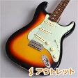Fender Custom shop Team Built 1960 Stratocaster NOS 3TS ストラトキャスター 【フェンダーカスタムショップ】 【りんくうプレミアムアウトレット店】 【アウトレット】