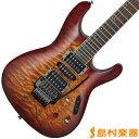 Ibanez S670QM DEB エレキギター 【アイバニーズ】