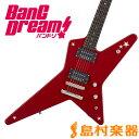 ESP RANDOMSTAR Kasumi ESP×バンドリ! ランダムスター 戸山香澄モデル エレキギター BanG Dream! 【受注生産 納期7ヶ月程度 ※注文後のキャンセル不可】