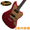 Squier by Fender Derluxe JAZZMSTER ST CAR(レッド) ジャズマスター 【スクワイヤー by フェンダー】