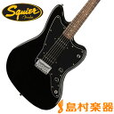 Squier by Fender Affinity Series jazzmaster HH BLK ブラック ジャズマスター 【スクワイヤー by フェンダー】