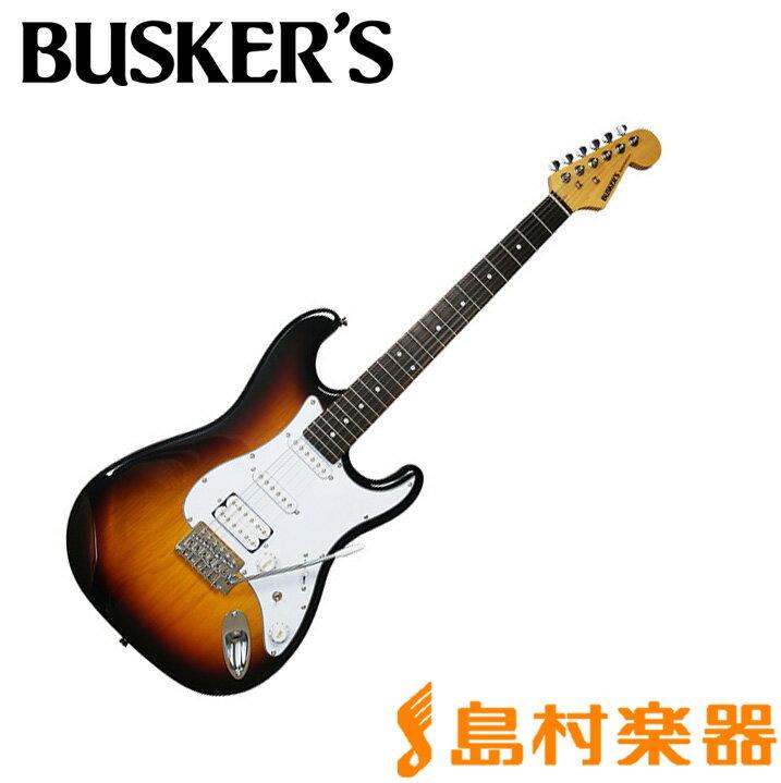 BUSKER'S BST-3H 3TS  エレキギター 【バスカーズ】 【送料無料】BUSKER'S BST-3H 3TS  エレキギター 【バスカーズ】