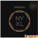 D'Addario NYXL0984SB エレキギター弦/8弦 ストランドバーグ用 【ダダリオ】