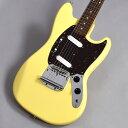 Fender Japan Exclusive Classic 70s Mustang/Yellow White ムスタング(エレキギター) 【フェンダー ジャパンエクスクルーシブ】【福岡..