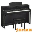 YAMAHA CLP-675B 電子ピアノ クラビノーバ 88鍵盤 【ヤマハ CLP675 Clavinova】【配送設置無料・代引き払い不可】【延長保証対象プラン:C】