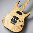 Ibanez RG721MSM/Natural Flat エレキギター 【アイバニーズ Premium(プレミアム)シリーズ】 【福岡イムズ店】 【現物画像】【無金利キャンペーン実施中!8/31まで】