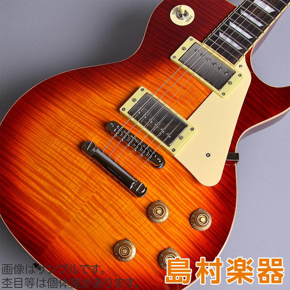 【ポイント5倍 6/21 01:59迄】Burny SRLG55 Vintage Cherry Sunburst レスポールタイプ エレキギター 【バーニー】【新品特価】