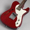 Freedom Custom Guitar Research Red Pepper エレキギター(テレキャスターシンラインタイプ) 【フリーダム Pepper(ペッパー)シリーズ】 【福岡イムズ店】