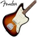 【ポイント5倍 6/21 01:59迄】Fender American Professional Jazzmaster Rosewood 3-Color Sunburst エレキギター 【フェンダー】