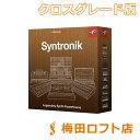 IK Multimedia Syntronik クロスグレード版 ヴィンテージシンセ音源