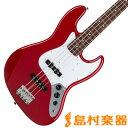 Fender Hybrid 60s Jazz Bass Rosewood Torino Red 【フェンダー】