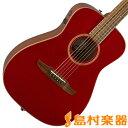 Fender Malibu Classic Hot Rod Red Metallic アコースティックギター エレアコ 【フェンダー】