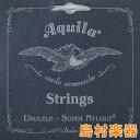 Aquila AQS-TR 106U ウクレレ弦 テナー用 レギュラー SUPERNYLGUT 【アキーラ】