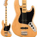 Squier by Fender Classic Vibe '70s Jazz Bass Maple Fingerboard Natural エレキベース ジャズベース 【スクワイヤー / スクワイア】