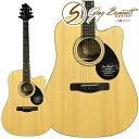 Greg Bennett GD-100RSCE N アコースティックギター エレアコ 【グレッグベネット】【クリアランスセール】