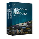 WAVES Broadcast and Surround Suite 【ウェーブス】[メール納品 代引き不可]