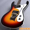 mosrite Super Custom 63 / 3 Tone Sunburst エレキギター 【モズライト】 【限定特価】【ハードケース付き】