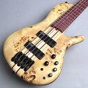 【送料無料】Ibanez Bass Workshop SRSC805 Natural Flat (S/N:I 160116565) 5弦ベース 【アイバニーズ】 【新宿PePe店】 【シングルカット】