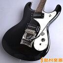 mosrite Super Excellent' 65 Black エレキギター 【モズライト】【新品特価】【ハードケース付き】