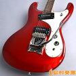 mosrite Super Excellent' 65 Metallic Red エレキギター 【モズライト】【新品特価】【ハードケース付き】