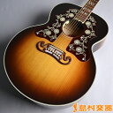 Gibson The Bob Dylan SJ-200 Player's Edition Vintage Sunburst S/N:10585047 アコースティックギター(エレアコ) 【ギブソン】【未展..