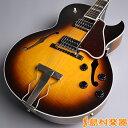 【送料無料】Gibson Memphis ES-175 Reissue Vintage Sunburst Figured S/N:12403712 フルアコギター 【ギブソン メンフィス】【未展示品】【在庫放出特価】