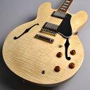 б┌╠╡╢т═°енеуеєе┌б╝еє╝┬╗▄├цвЎ10/31д▐д╟б█ Gibson Memphis ES-335 Figured 2016 Antique Natural S/N:10556735 е╗е▀еве│еое┐б╝ б┌еое╓е╜еє есеєе╒еге╣б█б┌╠д┼╕╝и╔╩б█