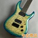 Legator NR7-200/Aqua Blue エレキギ...