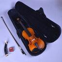 Nicolo Santi NSN60S 1/4 子供用バイオリン 【ニコロサンティ 分数バイオリンセット】【奈良店】
