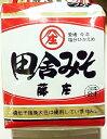 (有)藤庄 塩分ひかえめ田舎みそ つぶ1kg【10P11Apr15】【RCP】