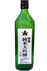 開運 純米大吟醸 720ml<土井酒造場>