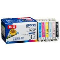 【エプソン】 IJカートリッジ IC6CL32 6色★お得な10個パック 【エプソン】 IJカートリッジ IC6CL32 6色お得な10個パックセット
