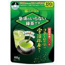 【三井農林】 急須のいらない緑茶 80g 袋入 77212★お得な10個パック