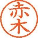 樂天商城 - 【シヤチハタ】 ネーム6既製 XL−6 0024 赤木