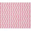 楽天シミズ事務機 楽天市場店【日本箸】 カウンタークロス J−115 ピンク 100枚 ★お得な10個パック