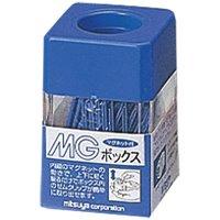 【ミツヤ】 MGボックス MB−250V 青