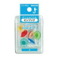 【コクヨ】 ピンフック 小 6本入 ミックス フク-PC2 入数:1