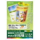 【コクヨ】 LBP&カラーPPC用かんたんセミ光沢紙 特薄口 A4 100枚LBP−KFH1110 入数:1