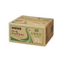 【ドトールコーヒー】 ドトール ドリップコーヒー 有機栽培ブレンド 30袋4753 入数:1 ★お得な10個パック
