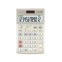 【カシオ計算機】 カシオ 本格実務電卓 JS−20WK−GDJS−20WK−GD 入数:1 ★お得な10個パック