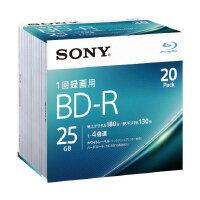 【SONY】 BD−R 25GB 20枚パック20BNR1VJPS4 入数:1 ★お得な10個パック