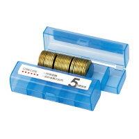 【オープン工業】 コインケース 5円用 青M−5 入数:1