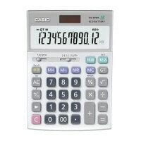 【カシオ計算機】 特大表示実務電卓 DS−20WKDS−20WK 入数:1 ★お得な10個パック