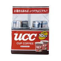 【UCC】 UCCカップコーヒー 10セット インスタントコーヒー550244 入数:1